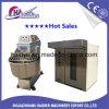 De hete Roterende Oven van de Bakkerij van de Hete Lucht van de Verkoop met Rek en Karretje