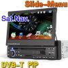 7  1명의 DIN 에서 돌진 HD 차 DVD 플레이어 토요일 Nav DVB-T (ES828D)