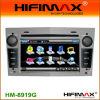 GPS van de Auto DVD van VHifimax het Systeem van de Navigatie voor Opel Zafira, Astra, Antara (04-09) (hm-8919G) acuumOven (VE)