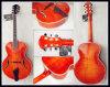 Высокое качество гитары джаза с твердой древесиной (YZ-12A)