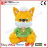 Netter angefülltes TierEn71 Fox in einem Kleid für Baby