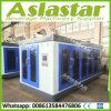 Plastikhaustier-6 Flaschen-durchbrennenmaschine des Kammer-automatische 6000bph