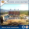 Concentrador da espiral do equipamento de mineração do minério da eficiência elevada