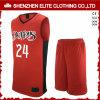 In het groot Naar maat gemaakt Basketbal Van uitstekende kwaliteit Jersey (eltbni-5)
