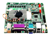 Carte mère inter du jeu de puces Nm70 pour la position à extrémité élevé (ITX-1037D2C)