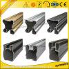 Piezas de la ventana de aluminio del OEM para la ventana de desplazamiento de aluminio
