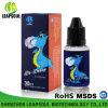 RoHS/TUV/MSDS blüht elektronische Plastikflaschen-Minze der Zigaretten-30ml e-Saft