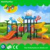Cour de jeu extérieure commerciale d'école de jardin d'enfants