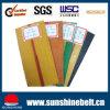 Flacher Gummitransmissionsriemen für Papiertransport