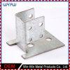 Corchetes menores/mayores galvanizados latón resistente del soporte del metal pequeños