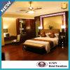 Meubles de chambre à coucher d'hôtel, bâti en bois d'hôtel, double bâti d'hôtel