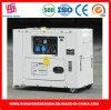 Het kleine Draagbare Diesel Super Stille Type van Generator 5kw (SD7000ES)