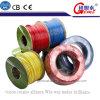 Cable eléctrico del nilón Thhn/Thwn de la chaqueta de PVC de la aprobación de la UL, impermeable