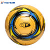 Professional Slippery Leather Soccer Ball Taille 4