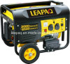 Räder 2.5kw u. Griff P-Typ beweglicher Benzin-Generator