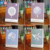 2016 het Notitieboekje van Hardcover van de Douane van het Notitieboekje zonder Rug