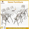 Heißer verkaufender moderner Stuhl-Kunststoff-Metallrahmen