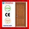 Porte en bois intérieure de vente chaude au prix concurrentiel (CF-P008)