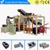 Automatische blockierende konkrete pflasternziegelstein-Maschine Kenia
