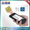 Leitor Handheld sem fio de RFID com varredor do código de barras