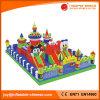 Fantastischer aufblasbarer Spielplatz-federnd Schloss der Unterhaltungs-2017 (T6-009)
