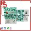 Bolso cosmético modificado para requisitos particulares del alimento de la bolsa de plástico del sello lateral