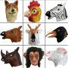 Toy Latex Animal Mask para Halloween Cosplay Promoção