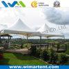 tente rapide de terrasse de Gazebo de type chinois de construction de 5X5m