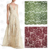 Spandex/jacquard/lacet en nylon/élastique pour des garnitures de tissu de textile/lacet