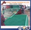 2015 heiße Verkäufe PVC-überzogener Sicherheits-Kettenlink-Zaun