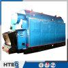 Chaudière de biomasse de vapeur remplie de combustible par bois inférieur de basse température de coût de fonctionnement