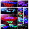 Indicatori luminosi più poco costosi di effetto di fase del LED Dance Floor