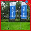 Hochwertige Fabrik-Preis-Strand-Markierungsfahnen-Fahne