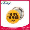 Divisa del botón de /Tin de la divisa del Pin de metal con la impresión de Cmyk
