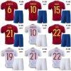 La mejor calidad tailandesa 2016 de la promoción 2017 fútboles Jersey para Barcelona Real Madrid