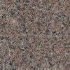 Lajes vermelhas de pedra naturais do granito G696 para telhas e bancadas