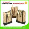 Стабилизированная сумка Tote бакалеи холстины природы для повелительницы Покупкы