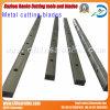 Láminas de cortador de la máquina de la placa de la metalurgia que pelan