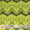 Tissu en nylon de lacet de vente de coton chaud de vêtement (SX001)