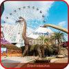 Modelo de estática do dinossauro da simulação modelo do dinossauro 3D