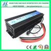 Инвертор заряжателя UPS синуса DC24V AC110/120V 6000W чисто (QW-P6000UPS)