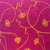 Papier peint non-tissé de scintillement pour la décoration d'hôtel (JSL161-003)