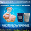 RTV Liquid Silicone per Soap Molds Making