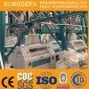 アフリカのトウモロコシの製粉のトウモロコシの小麦粉機械を実行する150トン