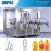 Automático Tipo Lineal Hot Melt Glue Máquina de etiquetado