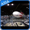 Zeppelin gonfiabile Blimp Balloon con Logo per Display Advertizing
