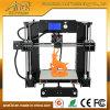 Stampante da tavolino 3D di Anet Fdm DIY di alta qualità per l'ABS, PLA