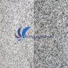 G603自然で白い水晶灰色の花こう岩のタイル