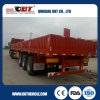 세 배 Axle 40ton 900mm Sidewall Semi Trailer
