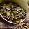 Gérmenes de calabaza de Gws de la comida sana a a Europa